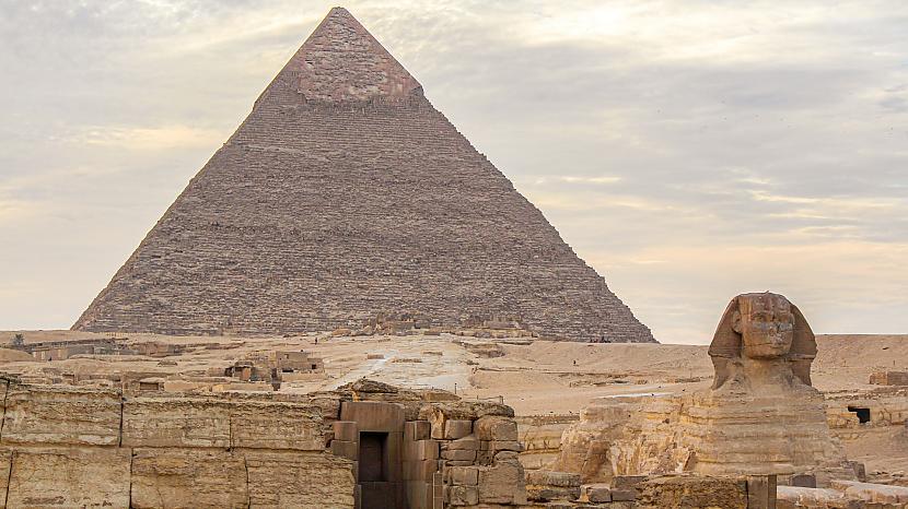 Zīmīgi ka pētnieki un... Autors: matilde Senās Ēģiptes lielākās mistērijas
