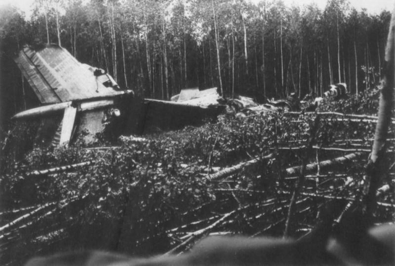 Aeroflot reiss 2306 1986gada... Autors: Plane Crash central Komerciālo lidaparātu katastrofu bildes (Astoņdesmitie) 1986.-1989.g