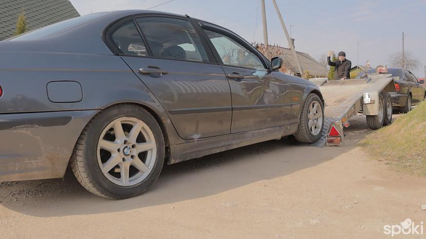 Autors: MyPlace Tā nebija prātīga doma / BMW e46 aizdegās / AUTOVLOGS #11