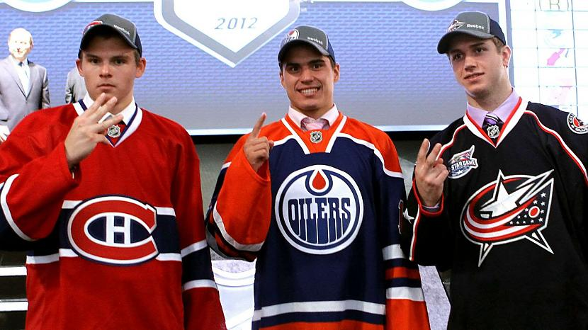 Protams pieminot pilnīgi visus... Autors: Latvian Revenger 2021. gada NHL draftā latvieši netiek izvēlēti, 1. izvēle - Ouens Pauerss