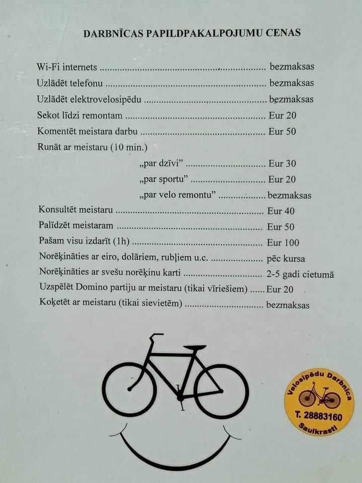 Autors: matilde 19 lieliski piemēri no sērijas «Iespējams TIKAI Latvijā». Apskati foto!