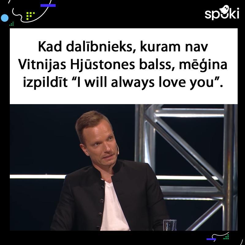 Autors: matilde 15 trāpīgas un smieklīgas memītes par Latvijas «X Faktoru»