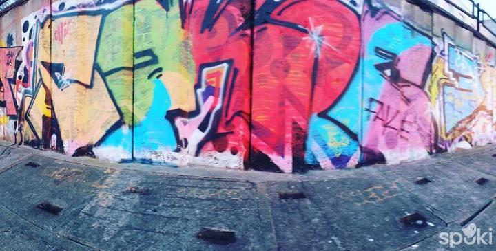 Andrejsala Autors: Grow traks Graffiti 2021